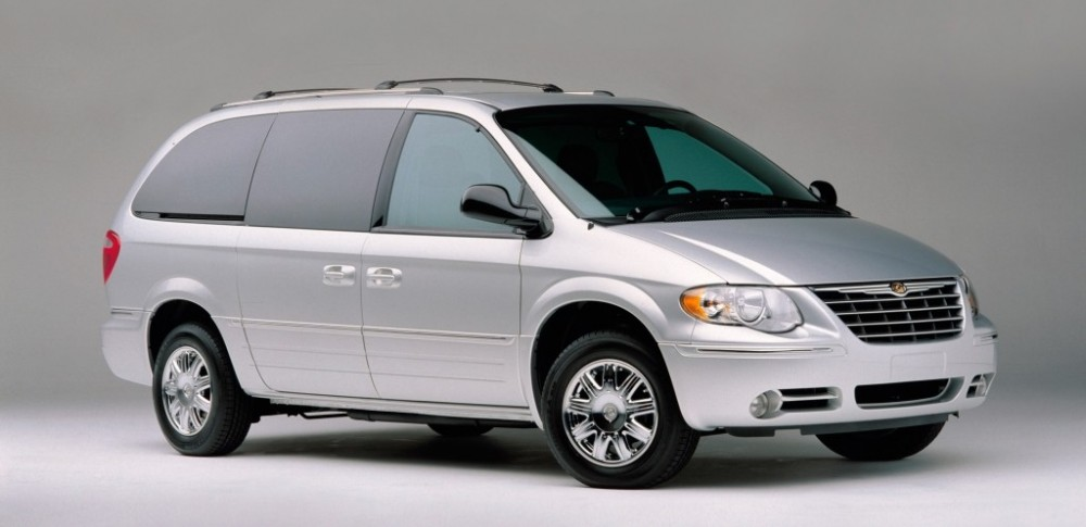 Chrysler Town & Country 2001 foto