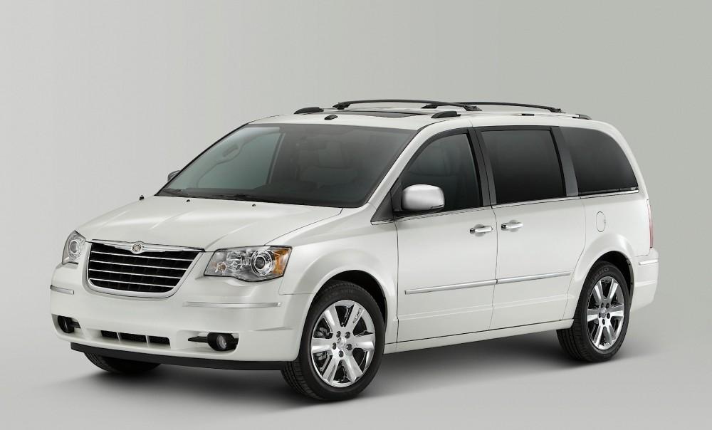 Chrysler Town Country Minivan Mpv
