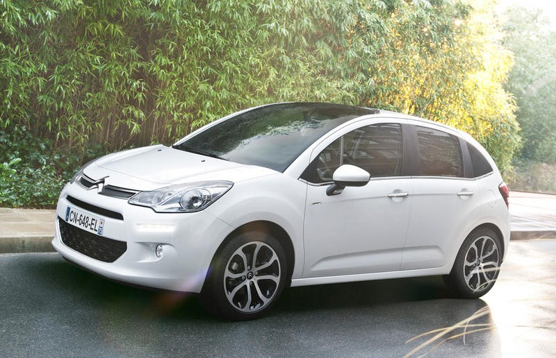 Citroen C3 2013 photo image