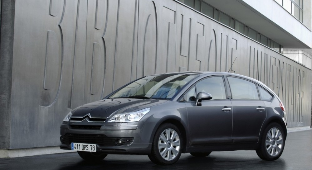 citroen c4 hatchback 2004 2008 reviews technical data prices. Black Bedroom Furniture Sets. Home Design Ideas