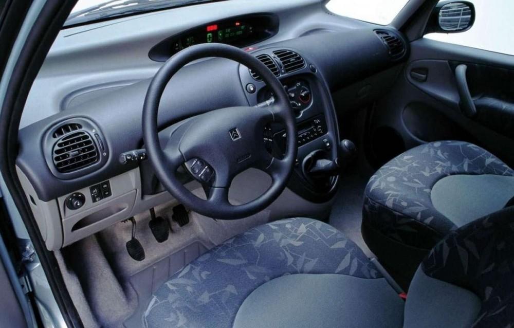 Citroen xsara picasso minivan mpv 2000 2004 opiniones for Interieur xsara picasso