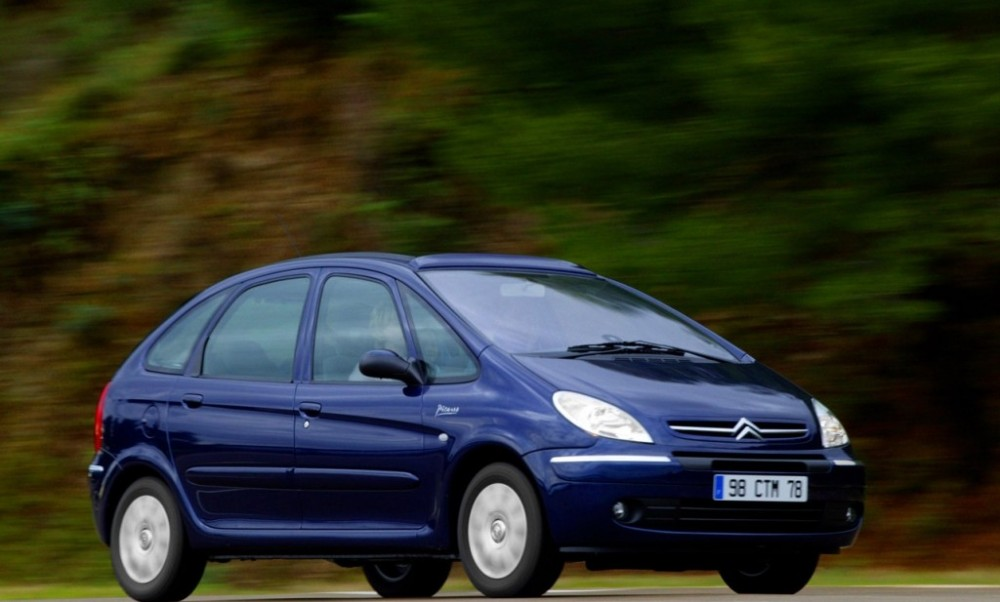 citroen xsara picasso minivan mpv 2004 2011 opiniones datos t cnicos precios. Black Bedroom Furniture Sets. Home Design Ideas