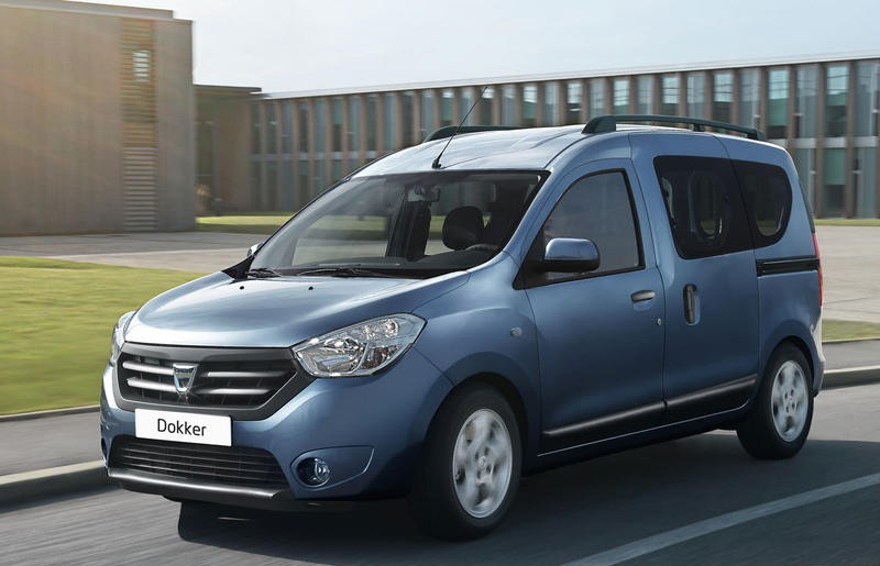 Dacia Dokker 2013 photo image