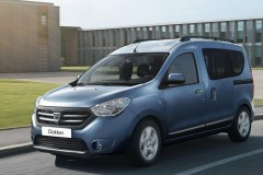Dacia Dokker minivan photo image 16