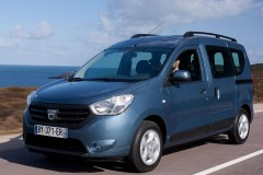 Dacia Dokker minivan photo image 14
