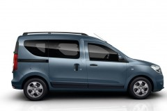 Dacia Dokker minivan photo image 13