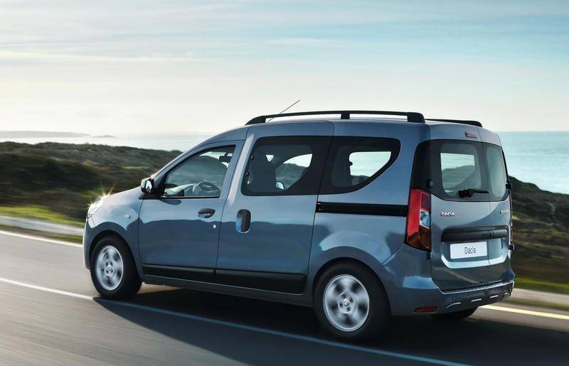 Dacia Dokker reviews reviews, technical data, prices