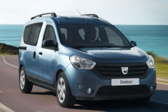 Dacia Dokker minivan photo image 10