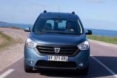 Dacia Dokker minivan photo image 8