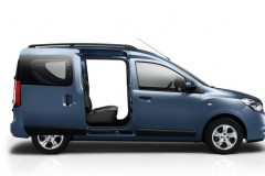 Dacia Dokker minivan photo image 6