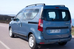 Dacia Dokker minivan photo image 2