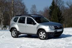 Dacia Duster foto attēls 1