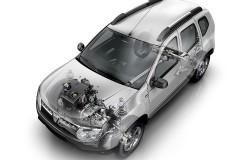 Dacia Duster foto attēls 15