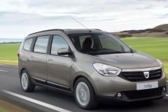 Dacia Lodgy minivena foto attēls 2