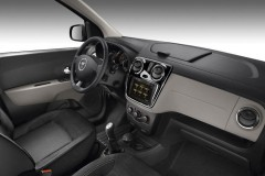 Dacia Lodgy minivena foto attēls 3