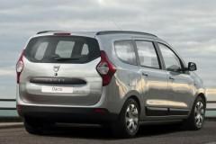 Dacia Lodgy minivena foto attēls 4