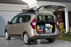 Dacia Lodgy minivena foto attēls 5