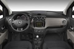 Dacia Lodgy minivena foto attēls 6