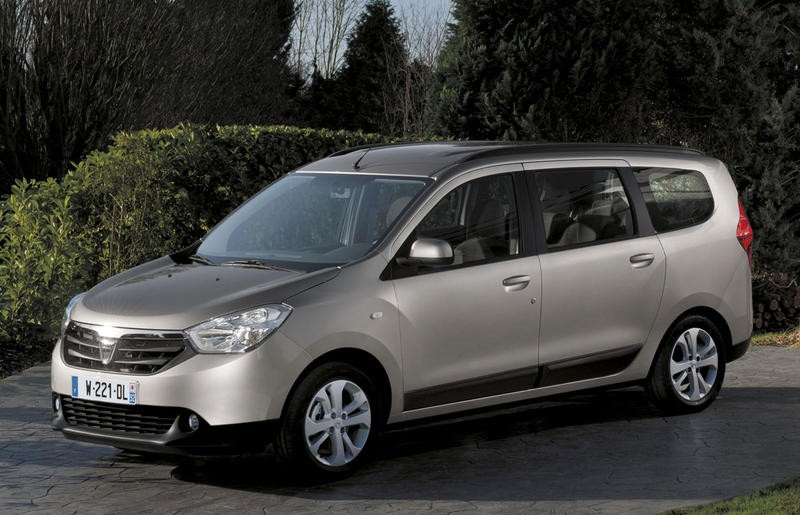 Dacia lodgy reviews reviews technical data prices dacia lodgy 2012 photo image publicscrutiny Images