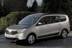 Dacia Lodgy minivena foto attēls 7
