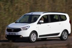 Dacia Lodgy minivena foto attēls 8