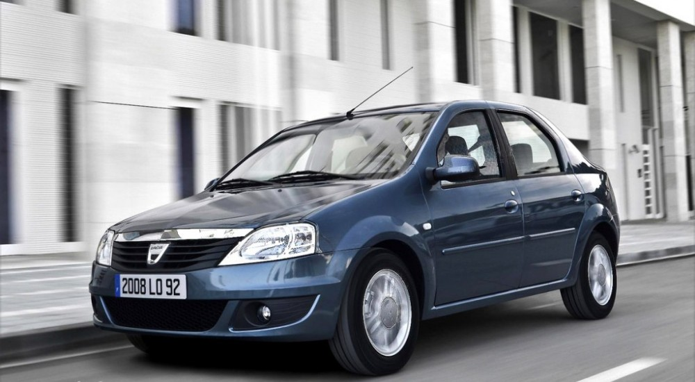Extrêmement Dacia Logan Sedan 2008 - reviews, technical data, prices OH91