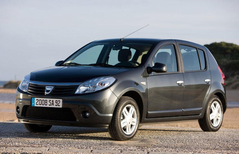 Dacia Sandero 2008 photo image