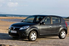 Dacia Sandero hatchback photo image 7