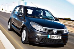 Dacia Sandero hatchback photo image 8