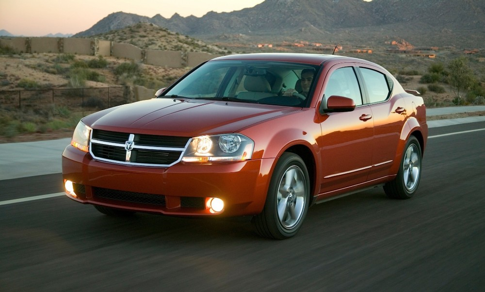 Dodge Avenger 2007 photo image