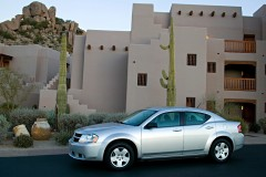 Dodge Avenger sedan photo image 8