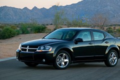 Dodge Avenger sedan photo image 7