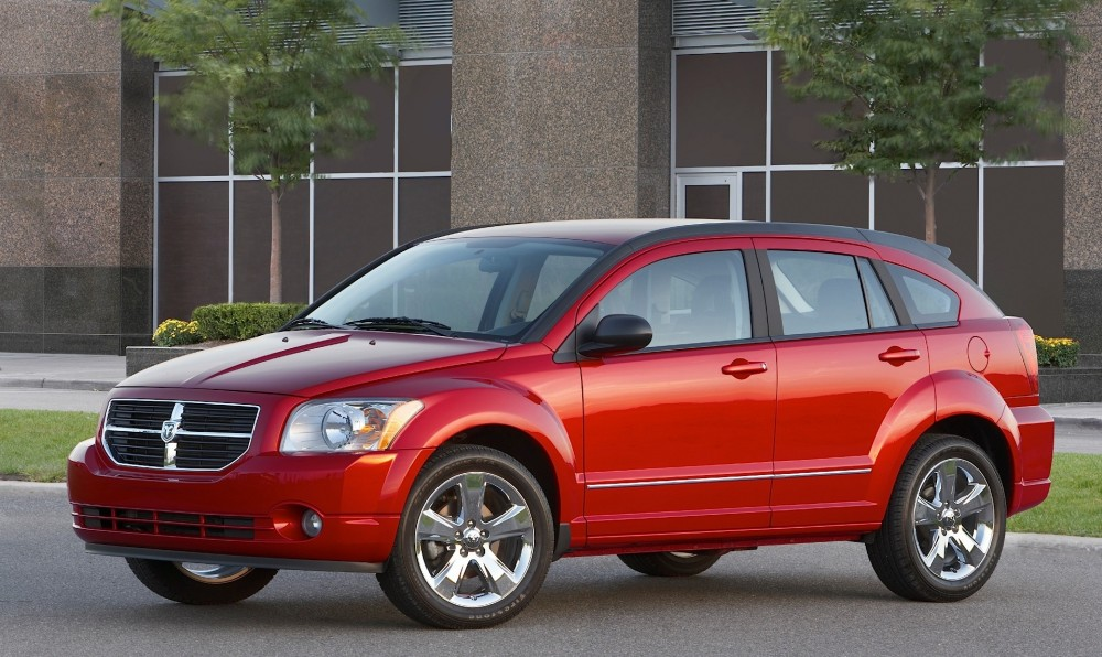 dodge caliber 2006 photo image
