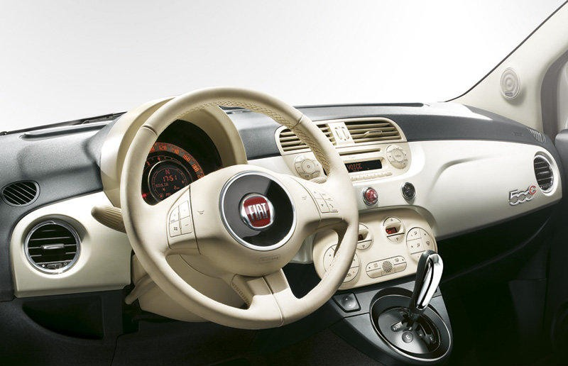Fiat 500 Cabrio 2010 Technical Data Prices