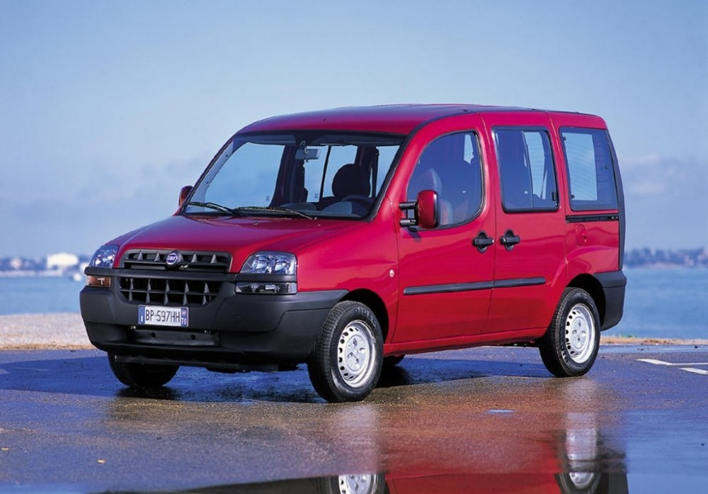 fiat doblo minivan mpv 2001 2005 technical data prices. Black Bedroom Furniture Sets. Home Design Ideas