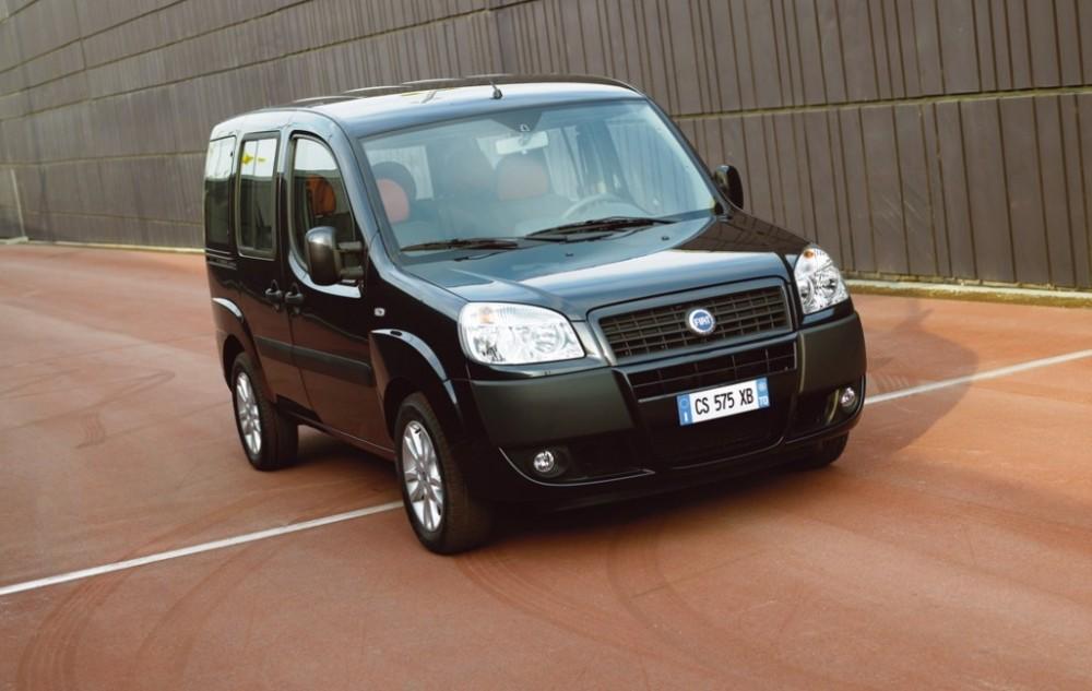 Fiat Doblo Minivan Mpv 2005 2010 Technical Data Prices