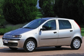 Fiat Punto Hatchback 1999 2003 Opiniones Datos Técnicos Precios