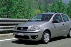 Fiat Punto 3 puerta hatchback foto 2