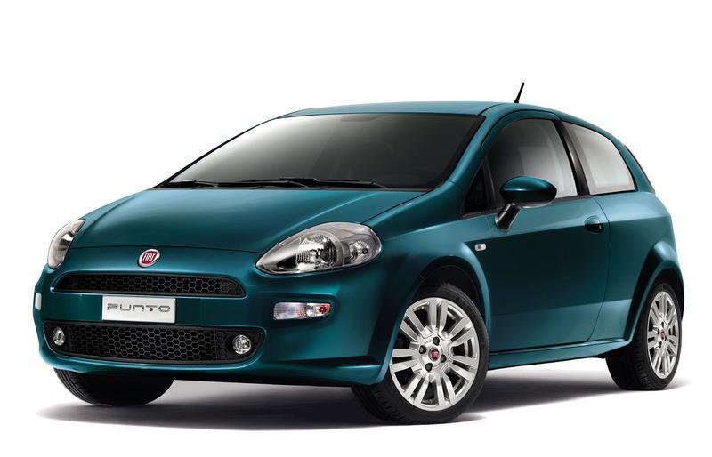 Fiat Punto 2012 foto