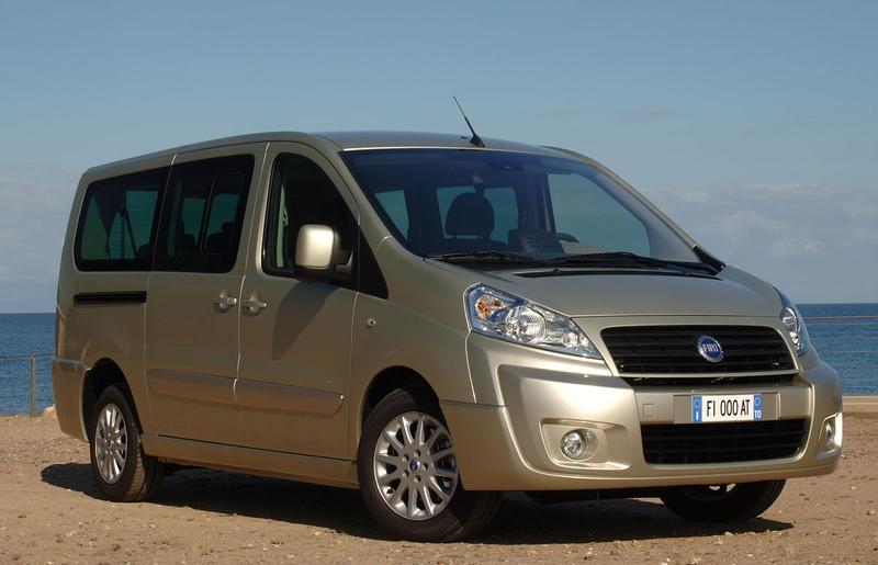 fiat scudo minivan mpv 2012 technical data prices. Black Bedroom Furniture Sets. Home Design Ideas