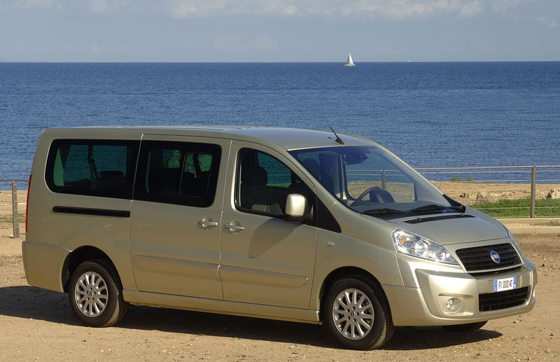 fiat scudo minivan mpv 2012 technical data prices. Black Bedroom Furniture Sets. Home Design Ideas
