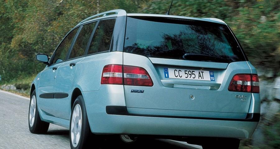 fiat stilo estate car wagon 2003 2006 reviews technical data prices. Black Bedroom Furniture Sets. Home Design Ideas