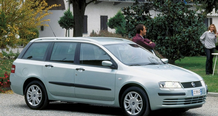 Fiat Stilo Estate Car Wagon 2003 2006 Reviews