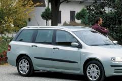 Fiat Stilo universāla foto attēls 6