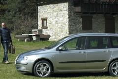 Fiat Stilo universāla foto attēls 8