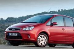 Ford C-Max minivena foto attēls 14