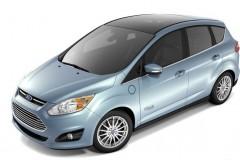 Ford C-Max minivena foto attēls 10