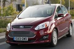 Ford C-Max minivena foto attēls 9