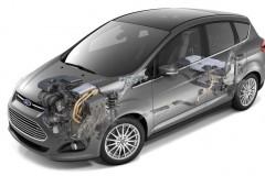 Ford C-Max minivena foto attēls 8