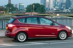 Ford C-Max minivena foto attēls 6